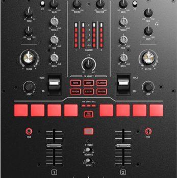 SCRATCH – NUMARK Table de mixage Serato DJ Pro, 2 canaux