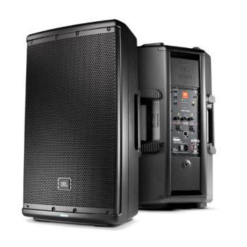JBL EON612 Enceinte de sonorisation active, professionnelle 1000W