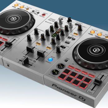 : DDJ-400 SILVER Contrôleur DJ Edition limitée