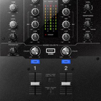 DJM S3 - PIONEER DJ Table de mixage DJ Serato