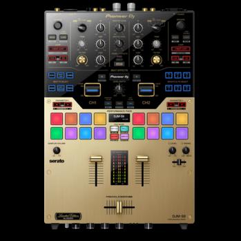 DJM S9 - PIONEER DJ Table de mixage DJ Serato