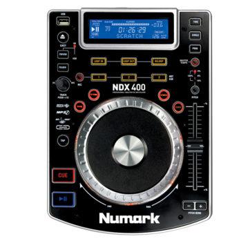 NDX 400 – NUMARK Platine DJ, CD MP3 avec entrée USB, lecteur CD, scratch…