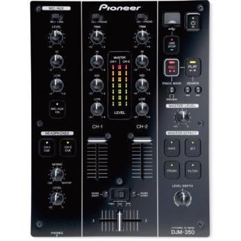 DJM 350 - PIONEER DJ Table de mixage DJ Serato